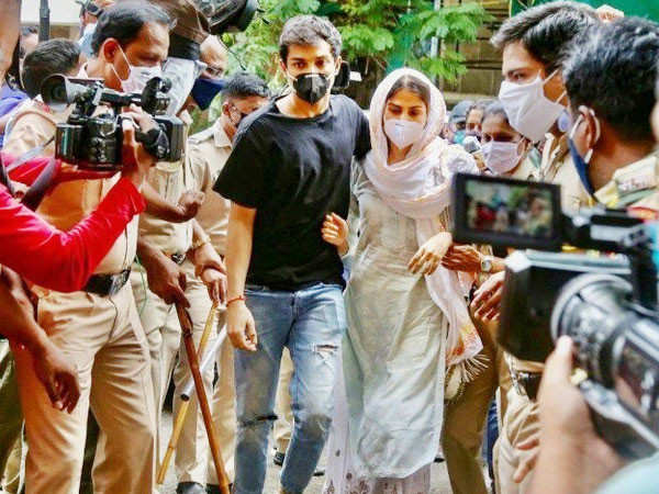 Rhea Chakraborty's Brother Showik Chakraborty Finally Gets Bail