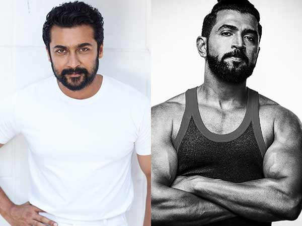 This video of Suriya and Arun Vijay is going viral