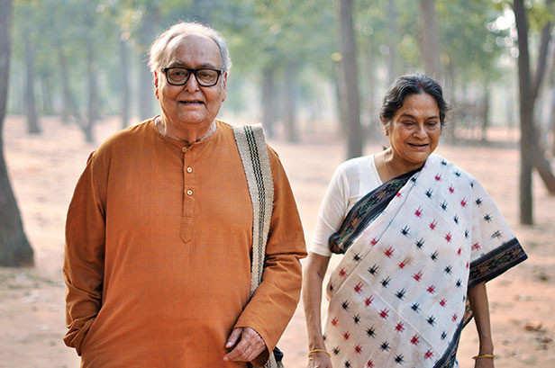 Swatilekha Sengupta on working in films, Soumitra Chatterjee and more |  Filmfare.com