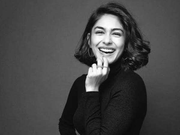 Mrunal Thakur shares all her health secrets and we are surely inspired