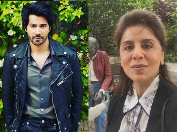 Varun Dhawan and Neetu Kapoor to resume shooting for Jug Jugg Jeeyo