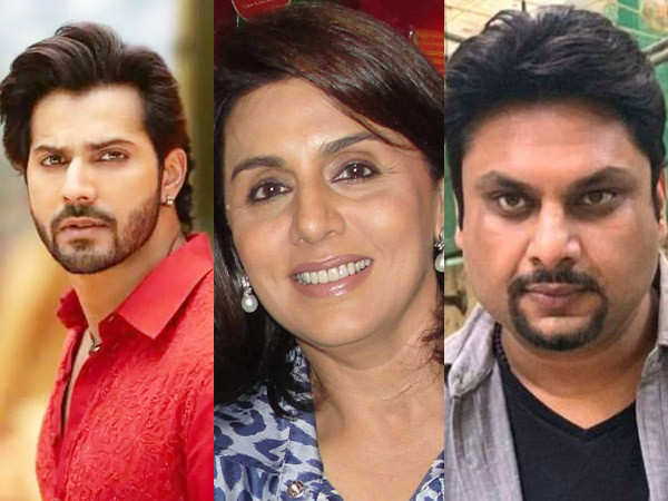 Varun Dhawan, Neetu Kapoor And Director Raj Mehta Test Positive For COVID-19