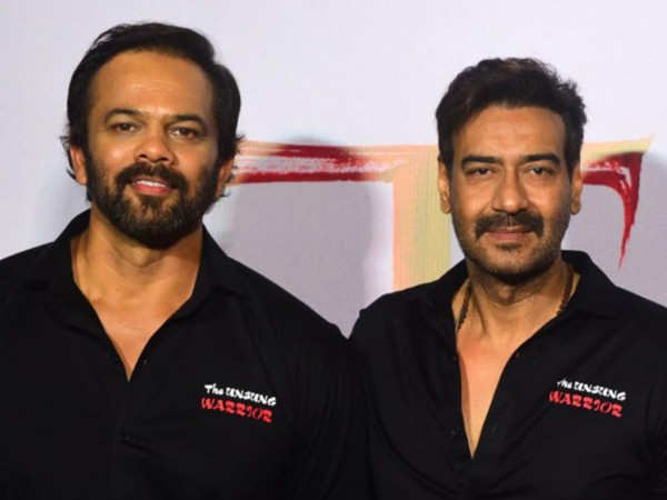 Rohit Shetty and Ajay Devgn all set for Singham 3?