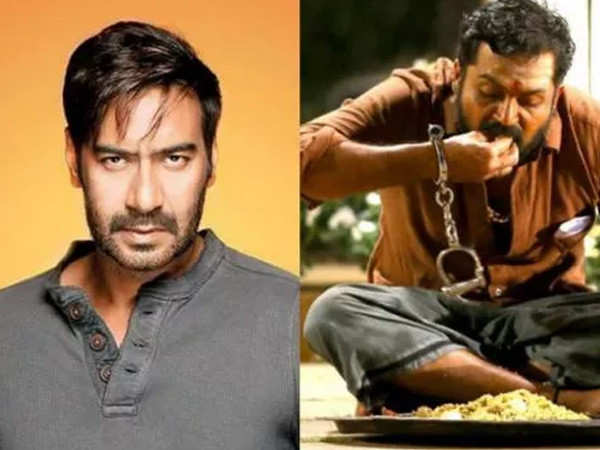 Ajay Devgn will star in the official remake of Tamil film Kaithi