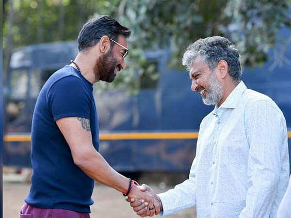Ajay Devgn acts in SS Rajamouli's RRR without charging his fees