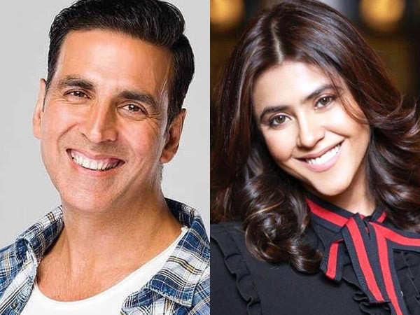 Akshay Kumar to collaborate with Ekta Kapoor again?