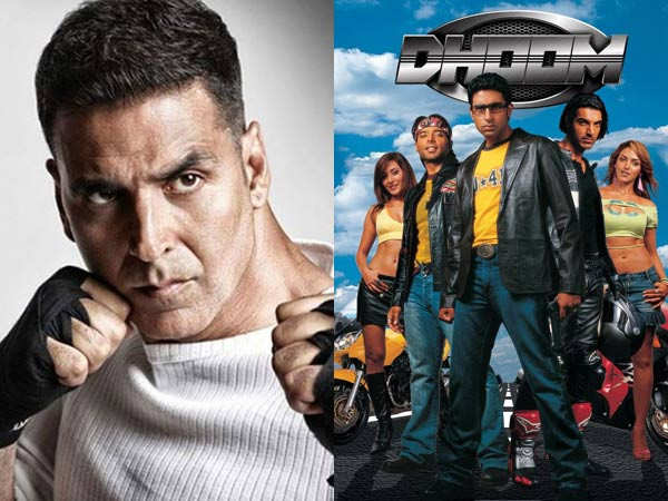 Akshay Kumar to star in Dhoom 4?
