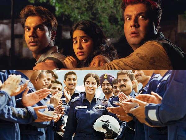 Roohi Afzana and Gunjan Saxena: The Kargil Girl's release dates gets pushed
