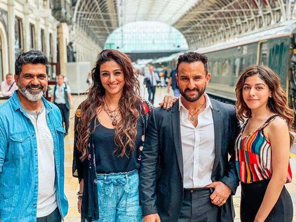 Saif Ali Khan's Jawaani Jaaneman remains steady at the box-office