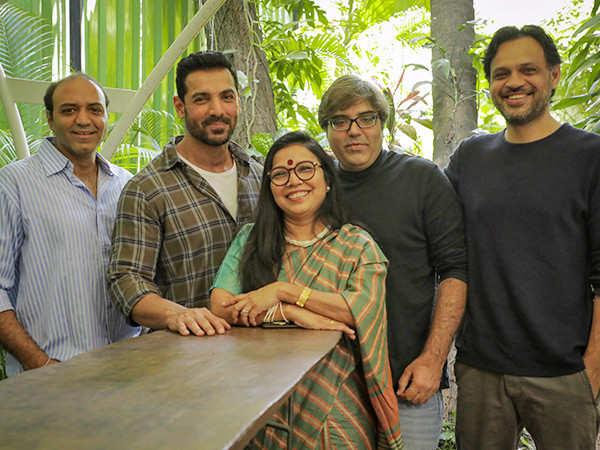 John Abraham to produce a film on social entrepreneur Revathi Roy