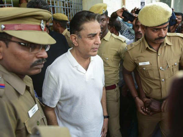 Kamal Haasan supports families of the ADs who died on his set