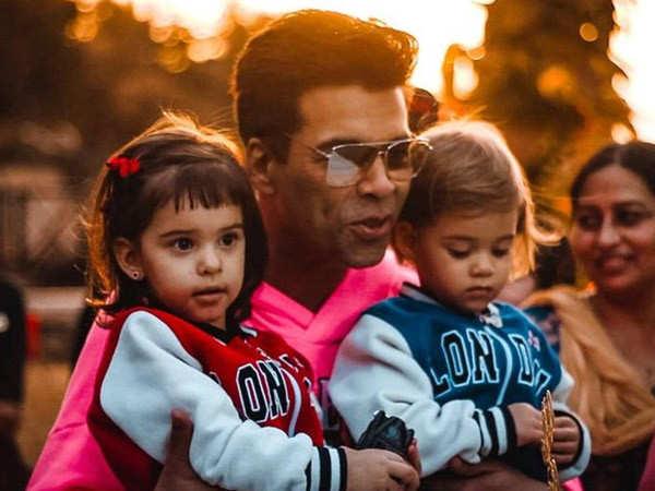 Karan Johar to throw a big birthday bash for his twins, Roohi and Yash