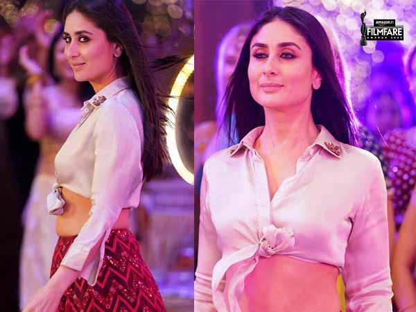 Kareena Kapoor Khan's pink hued make-up is perfect to make your Har Pal Fashionable