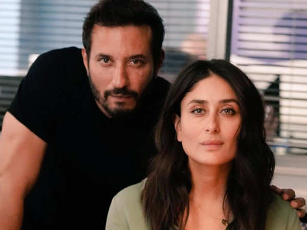 """She's the threat"" - Homi Adajania on Kareena Kapoor Khan's character in Angrezi Medium"
