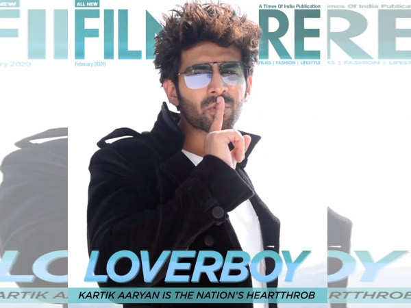 """""""I didn't live in a pampered bubble"""" - Kartik Aaryan"""
