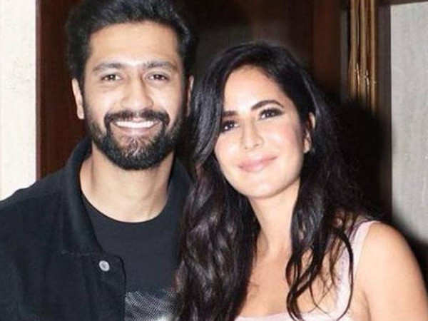 Vicky Kaushal breaks his silence on dating rumours with Katrina Kaif