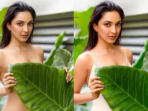 Best memes on Kiara Advani's topless picture from Dabboo Ratnani's 2020 calendar   Filmfare.com