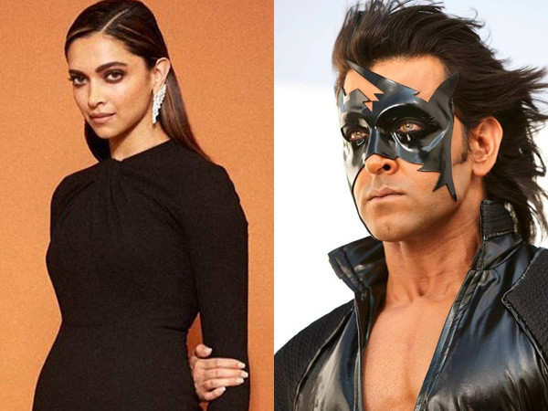 Deepika Padukone talks about being approached for Krrish 4