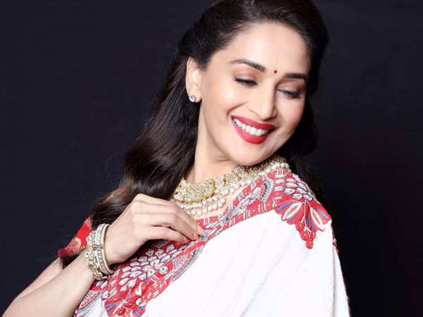 """For us, every day is Valentine's Day"" – Madhuri Dixit Nene"