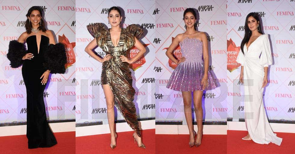 Deepika Padukone, Katrina Kaif, Anushka Sharma attend NFBA 2020