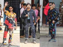 Bollywood bigwigs leave for the 65th Amazon Filmfare Awards 2020
