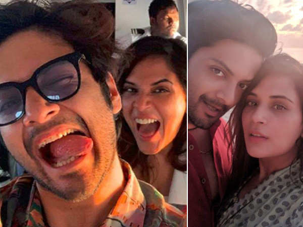 Ali Fazal and Richa Chadha all set to get hitched