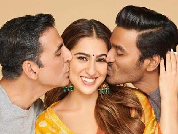 Sara Ali Khan to play a double role in Atrangi Re