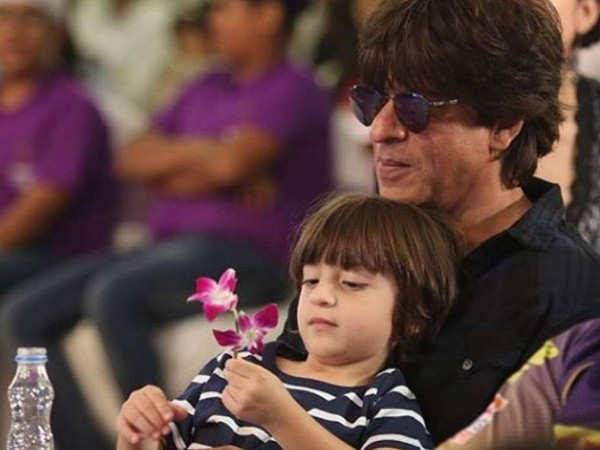 Shah Rukh Khan special post for AbRam Khan is all things love