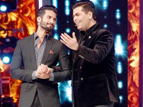 Shahid Kapoor to play a patriot in Karan Johar's next