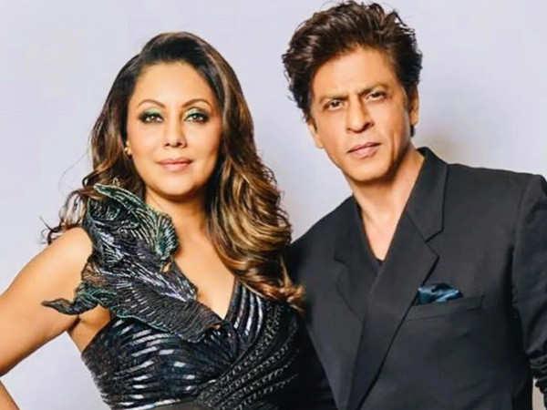 Gauri Khan indulges in banter with husband Shah Rukh Khan