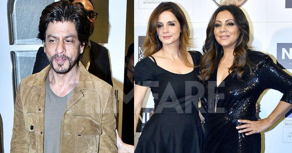 Shah Rukh Khan proves why he's the perfect husband yet again