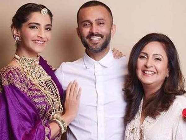 Check out Sonam Kapoor's warm message for her mother-in-law Priya Ahuja on her birthday