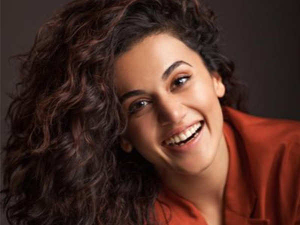 Taapsee Pannu on her upcoming film Thappad