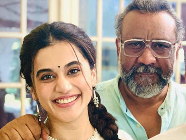 Taapsee Pannu believes Anubhav Sinha is an integral part of her life
