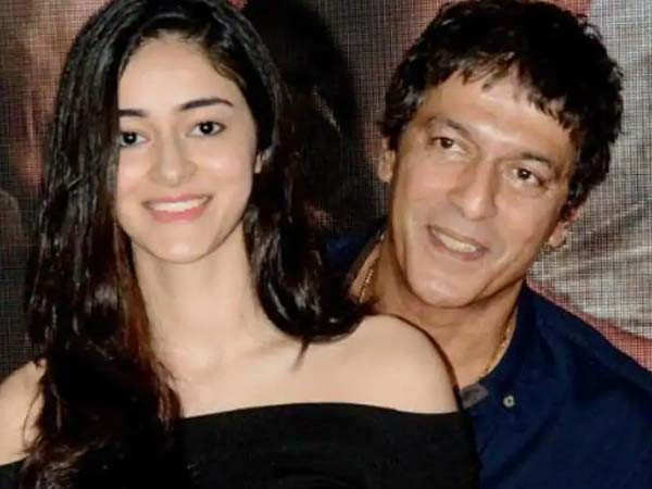 Chunky Panday to play daughter Ananya Panday's father on the big screen?