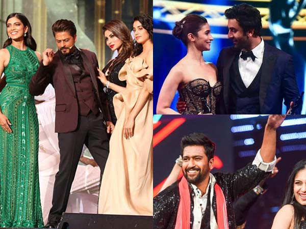Highlights from the 64th Filmfare Awards