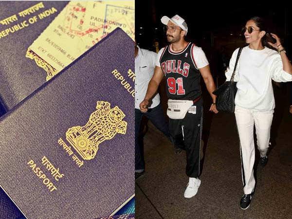 Ranveer Singh and Deepika Padukone kick-start Valentine's week with a vacation