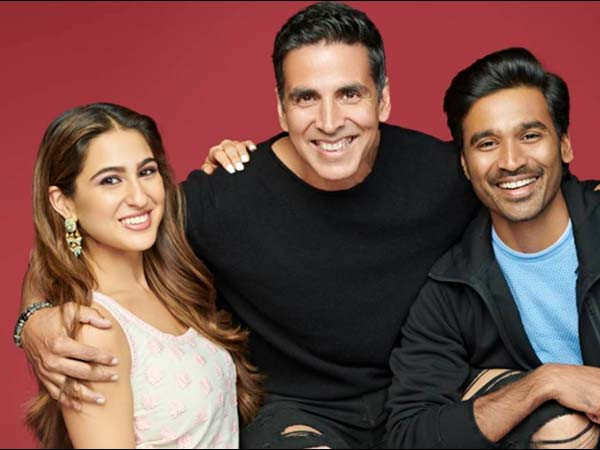 Sara Ali Khan and Dhanush to begin shooting for Atrangi Re next month