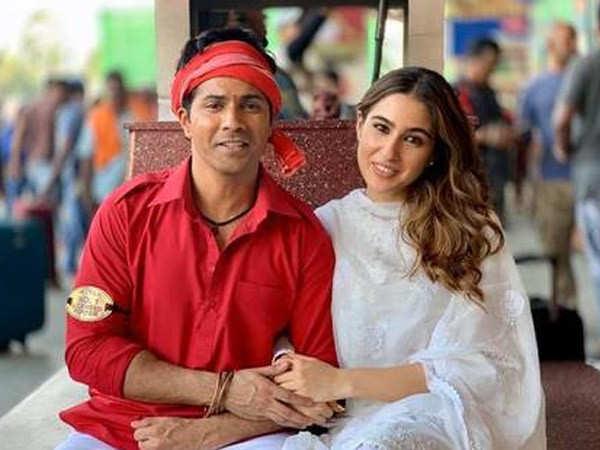 Varun Dhawan And Sara Ali Khan head to Goa to shoot a romantic number
