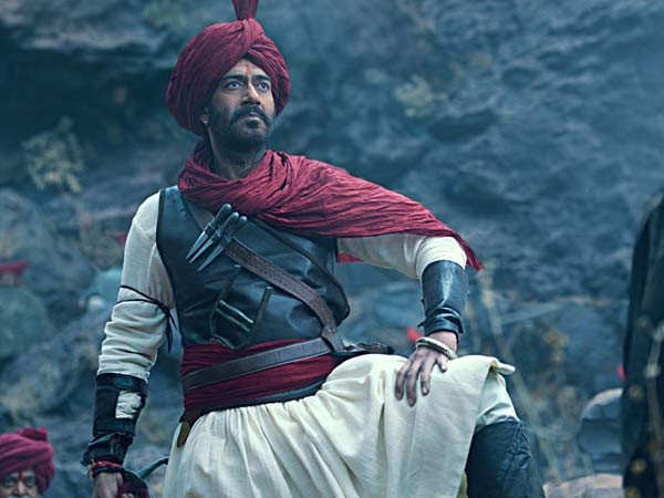 Ajay Devgn's Tanhaji: The Unsung Warrior is now tax-free in UP