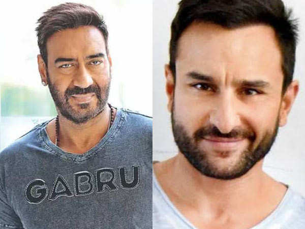 """""""Saif was perfect for the role'' – Ajay Devgn"""
