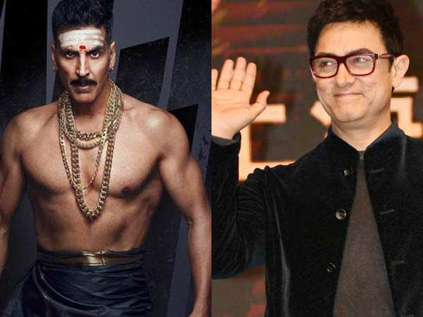 Akshay Kumar shifts the release date of Bachchan Pandey on Aamir Khan's request