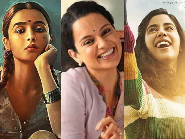 5 Upcoming Woman-Centric Movies to Watch out for