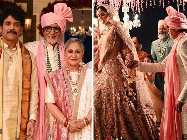 Amitabh and Jaya Bachchan shoot with Nagarjuna, Katrina Kaif and more celebs