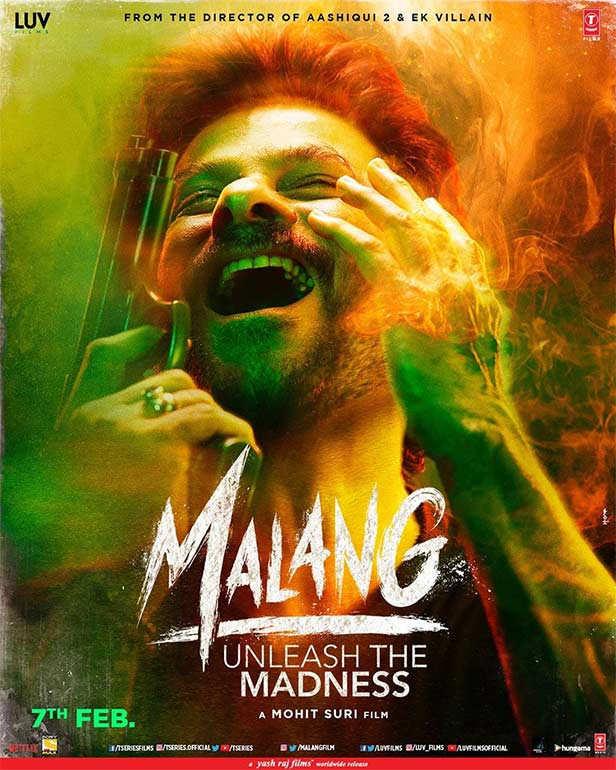 Aditya Roy Kapur And Disha Patani S Malang Trailer To Be Out On Monday Filmfare Com