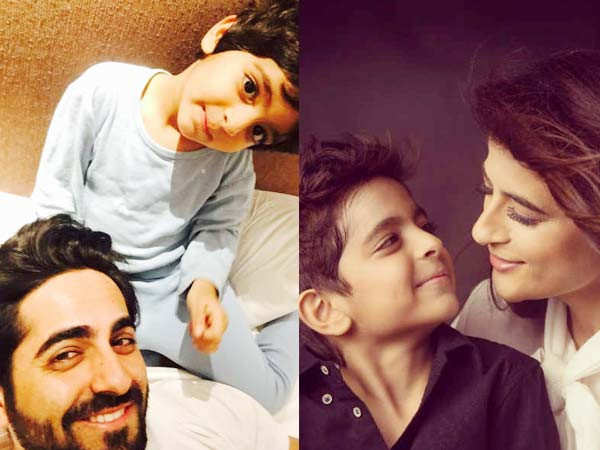 Ayushmann Khurrana's son reaction to homosexuality is winning the internet