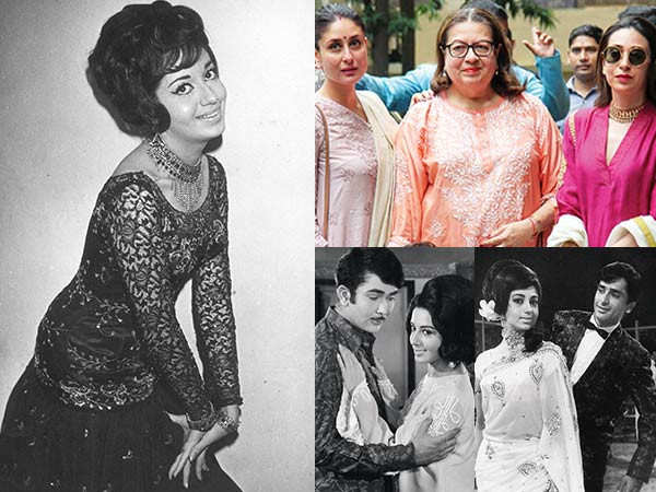 An ode to Bollywood's yesteryear superstar Babita Kapoor