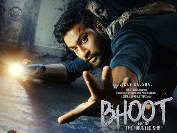 Bhoot: The Haunted Ship's trailer to be out on Monday
