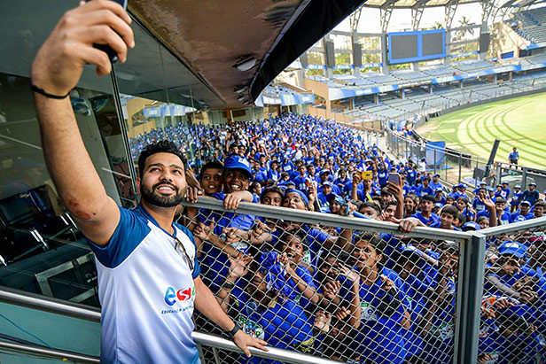 Cricket Fever Mumbai Indians Web Series