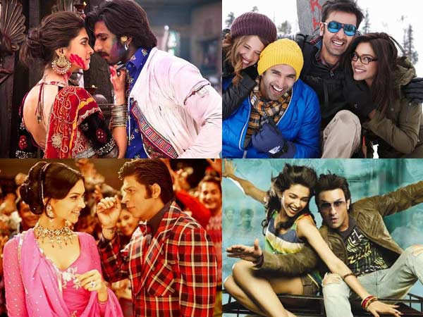 Deepika Padukone Movies That Prove She's the True Queen of Bollywood